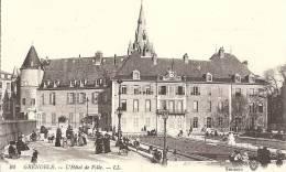 GRENOBLE : L'hotel De Ville - Grenoble