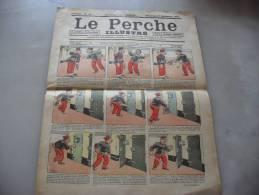 Le Perche Illustré Supplément Au Perche Dimanche 27 Septembre  1908 - Journaux - Quotidiens