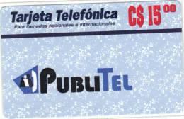 NICARAGUA - Nic-102 PubliTel C$15 ,Mint - Nicaragua