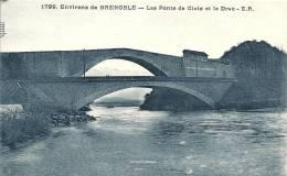 GRENOBLE  Les Ponts De Claix Et Le Drac - Grenoble