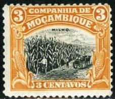 COMPAGNIA DI MOZAMBICO, MOZAMBIQUE COMPANY, 1918-1931, FRANCOBOLLO NUOVO (MLH*), Scott 116 - Mozambique