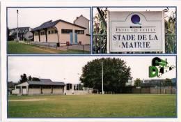 CP Le Petit Quevilly  Stade De La Mairie  76 Seine Maritime Football - Le Petit-Quevilly