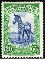 COMPAGNIA DI MOZAMBICO, MOZAMBIQUE COMPANY, 1937, FRANCOBOLLO NUOVO (MLH*), Scott 179 - Mozambique