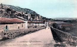 CHOMERAC.PONT DE LA BOISSIERE - Frankreich