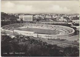 Cpsm   Italie  Lazio Roma  Stade  Olympique    Timbre ( Poste  Vaticane) - Stadien & Sportanlagen