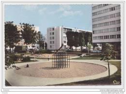 * RIS ORANGIS EN ESSONNE LES RESIDENCES AVENUE DE LA GARE CARTE CIRCULEE - Ris Orangis
