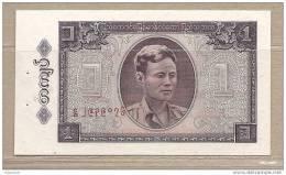 Birmania - Banconota Non Circolata Da 1 Kyat - Myanmar
