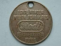 RODI Echte Honden Willen Echt Vlees - WODAN M.v. WIJK 078-312284 ( For Details, Please See Photo ) ! - Pays-Bas