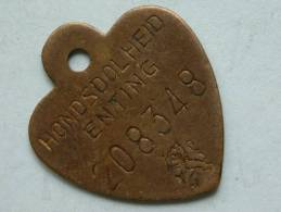 RODHONDSDOLHEID ENTING 208348 ( For Details, Please See Photo ) ! - Belgio