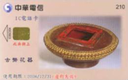 = TAIWAN - IC 05C004  =  MY COLLECTION - Taiwan (Formosa)