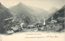FINHAUT - Vue Générale De Finshauts - VS Valais