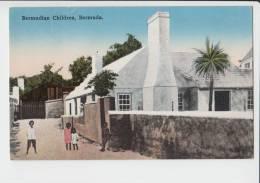 Bermudian Children Old PC Bermuda - Bermuda