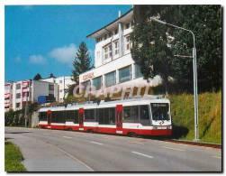 CPM Trogenerbahn Triebwagen Be August 2005 - Trains