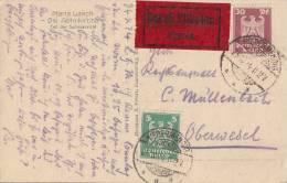 DR AK Eilbote Mif Minr.356,359 Niedermendig 25.10.24 - Deutschland