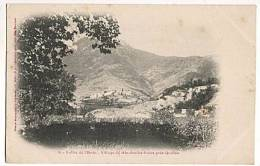 CPA 11 GINOLES LES BAINS Pres Quillan - Vallee De L Aude - Francia