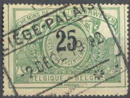_3s807: LIEGE- PALAIS - 1895-1913