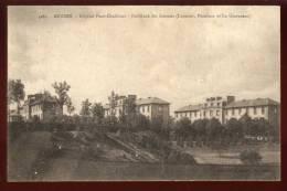 Cpa Du 35  Rennes Hôpital Pont-Chailloux Pavillons Des Femmes -- Laennec  Pointeau Et Le Graverend   SAB7 - Rennes