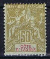 Cote D´Ivoire, Yv.nr.17 MH/* - Ivoorkust (1892-1944)