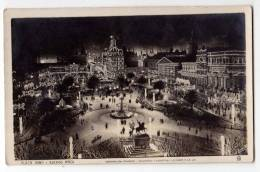 AMERICA ARGENTINA BUENOS AIRES THE MAYA SQUARE IN DECORATION OLD POSTCARD - Argentina