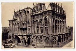 AMERICA ARGENTINA BUENOS AIRES THE FACULTY OF LAW OLD POSTCARD - Argentina