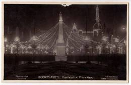 AMERICA ARGENTINA BUENOS AIRES THE MAYO SQUARE IN DECORATION OLD POSTCARD - Argentina