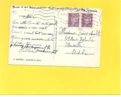 CARTE POSTALE Avec 509 De BIARRITZ - 1941-42 Pétain