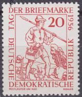 DDR Plattenfehler Mi.544 F39 Michel Spezial Postfris - [6] Oost-Duitsland