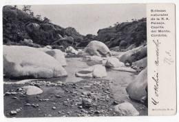 AMERICA ARGENTINA CORDOBA NATURAL BEAUTIES OF R.A. MOUNT HOOD OLD POSTCARD - Argentina