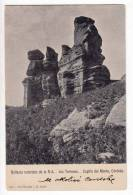 AMERICA ARGENTINA CORDOBA NATURAL BEAUTIES OF R.A. MOUNT HOOD THE CLODS OLD POSTCARD - Argentina