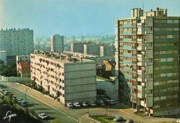 94 - BAGNOLET ,ensemble Des Immeubles,Cité Du Moulin Rue Pierre Curie - France