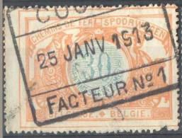 _3s794: COUVIN // FACTEUR N° 1 - 1895-1913