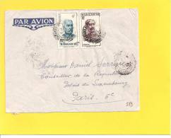 Lettre Avec N° 314 310 De TANARIVE MADAGASCAR