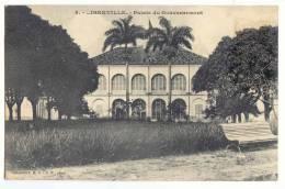 D10216 - Libreville - Palais Du Gouvernement - Gabon