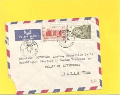 Lettre Avec N° 37 39 De BAFOULABE SOUDAN AOF