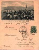 Cavalerie 27 - Sr Majestit Des Kaisers Und Königs Am Le 12 Mai 1900 Bei Fort Häseler - Manoeuvres