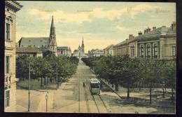 CZECH REP.    BRÜNN    BRNO   Tram  Strassebahn - Repubblica Ceca