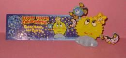 2003 Kinder Allemand Ritsch Ratsch Zahnradspiel Sonne Mond Und Sterne 706151 + BPZ - Inzetting