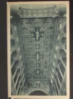 ROMA Basilica Di S.Agnese Via Nomentana - Soffitto E Matroneo - Formato Piccolo Non Viaggiata - Chiese