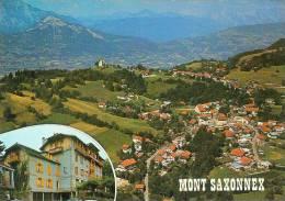 CP.  74.  MONT  SAXONNEX.  VUE  GENERALE - Other Municipalities