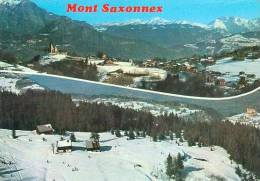 CP.  74.  MONT  SAXONNEX.  MULTIVUES - Other Municipalities