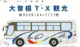 Télécarte Japon * BUS * Japan Phonecard * Auto * Car (1329) Voitures * Telefonkarte * - Cars