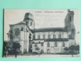FIGEAC - St Sauveur ( Coté NORD). - Figeac