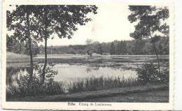 ETHE-ETANG DE LACLAIREAU-CARTE ENVOYEE 1952-EDIT. MAISON WILLAIME-LEBEE - Virton