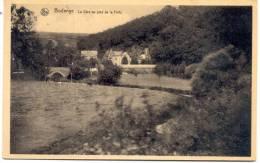 BODANGE-LA SURE AU PIED DE LA FELTZ-CARTE ENVOYEE-EDIT.GOLLIERE-MEL MER-BODANGE - Fauvillers