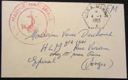 CIOA Marine (devant De Lettre) - Naval Post