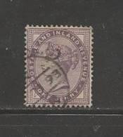 UNITED KINGDOM 1881 Used Stamp Victoria 1p Violet Nr. 65 - 1840-1901 (Victoria)