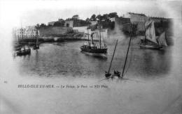 Le Palais, Le Port - Belle Ile En Mer