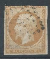 Lot N°20797  N°13A, Oblit PC - 1853-1860 Napoleone III