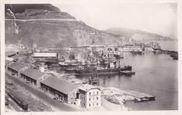 Ab - Cpa ORAN - Le Port Et La Rade De Mers El Kébir - Oran