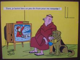 André VIGNO - Tiens, Je Boirai Bien Un Peu De Rhum Pour Me Remonter No 657 - Unclassified